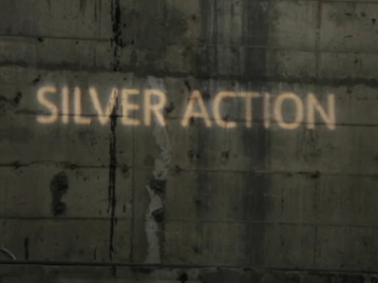 Silver Action – Suzanne Lacy